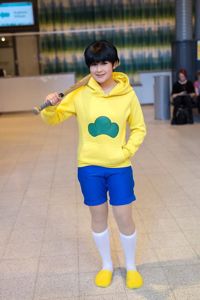 cosplay Osomatsu-san