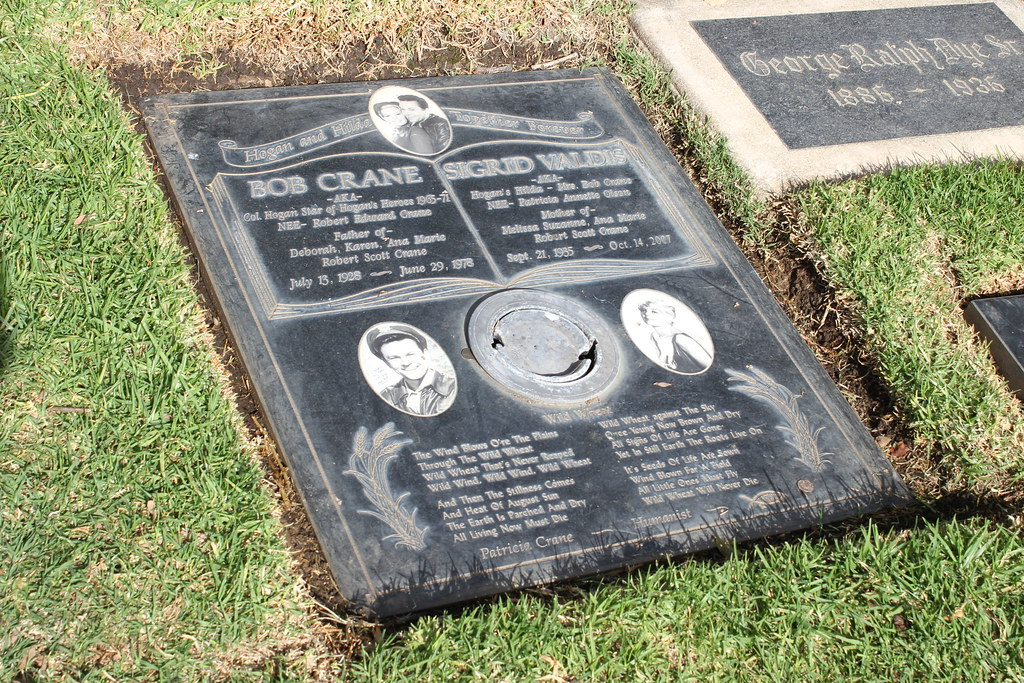 Grave Of Don Knotts Westwood Village Memorial Park Los Ang