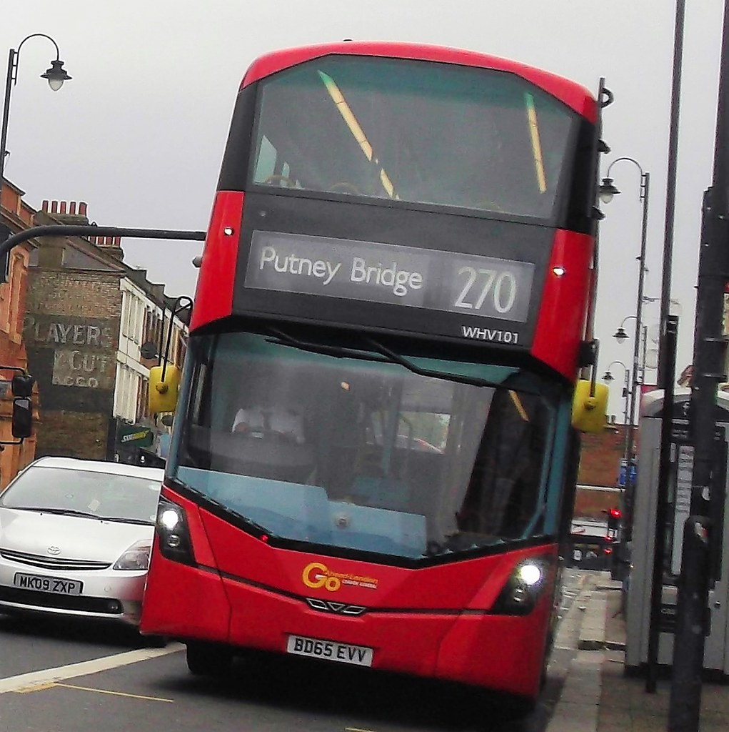 london general whv101 on route 270 tooting broadway 15/10/… | flickr