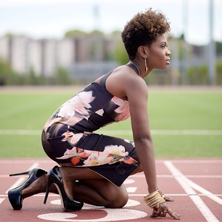 "regram @essencemag Midweek motivation: Shana Rene Stephenson (@itsshanarenee) left her marketing job at ESPN to launch her sports site AllSportsEverything.com. ""Sports media is a predominately white yet the majority of athletes are Black. As a Black woman 