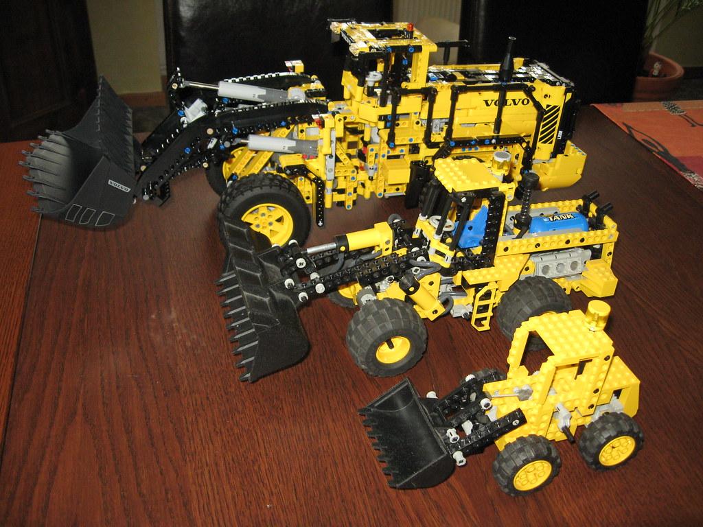 lego technic radlader 42030 2014 8459 1997 8828 19. Black Bedroom Furniture Sets. Home Design Ideas