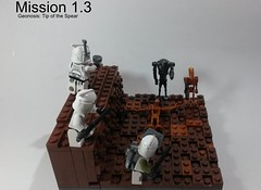 253rd Legion- 1st Regiment- Mission 1.3- Geonosis Tip of the Spear by JECProductionstudios