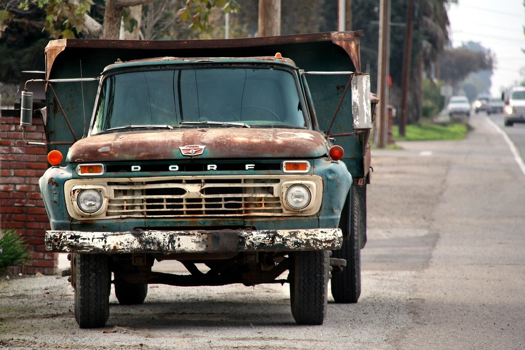 Dorf 1966 Ford Dump Truck I M Assuming The Owner Of
