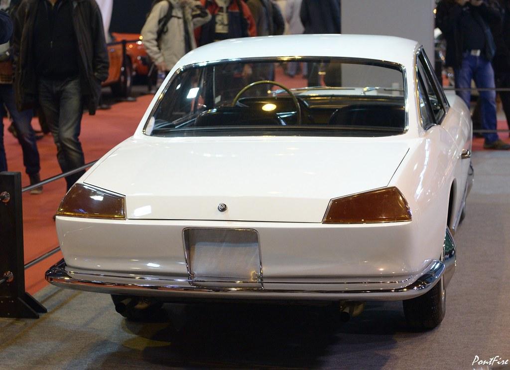 1963 Lancia Flaminia Speciale Pininfarina | eric | Flickr