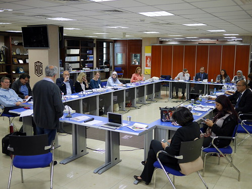 Data Charter Meeting - Amman, Jordan