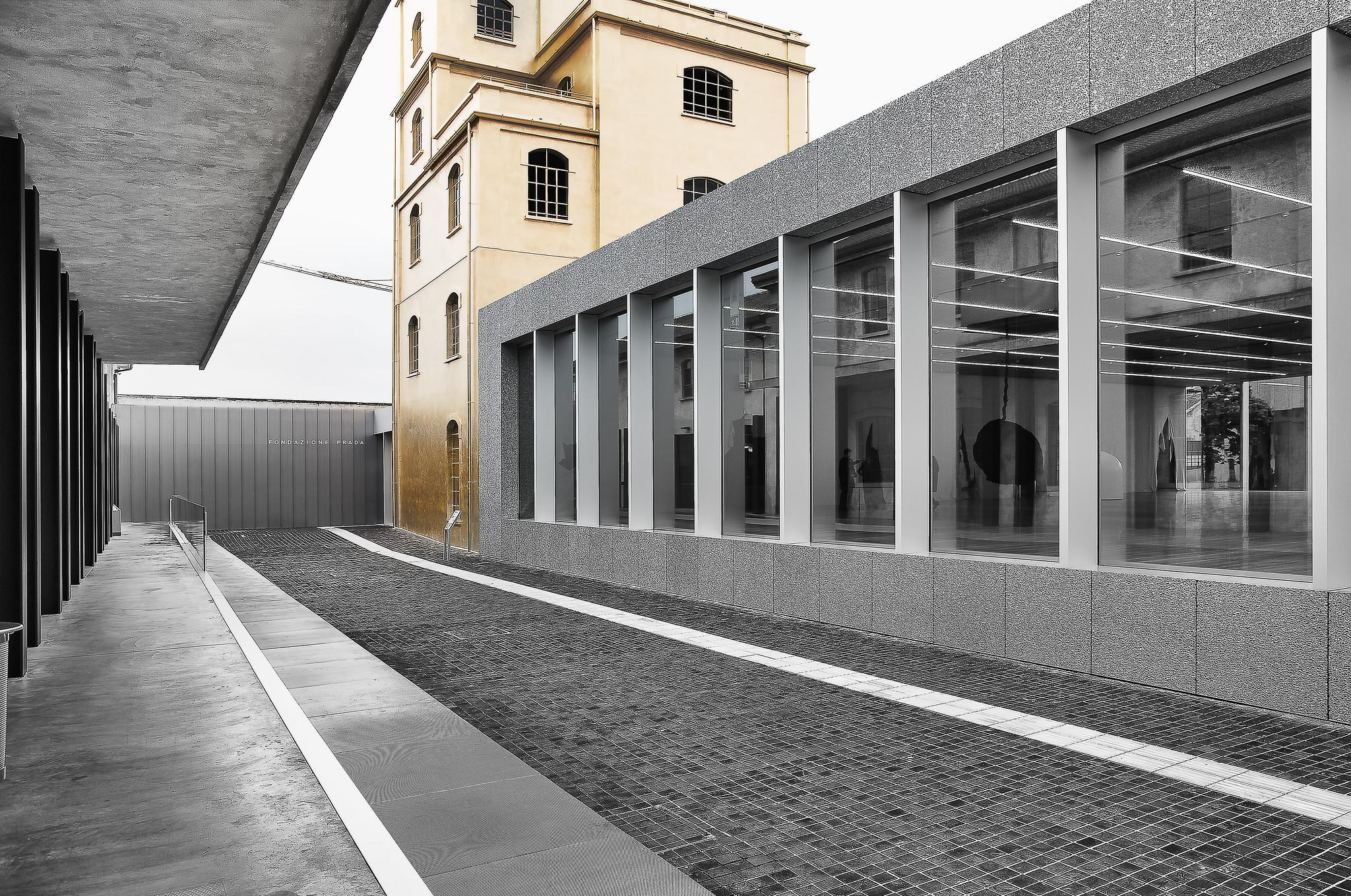 Fondazione Prada, Milan