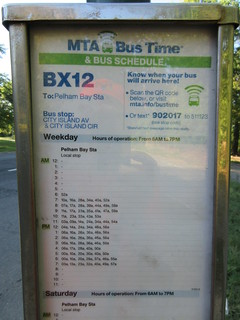 how to get to orchard beach by bus