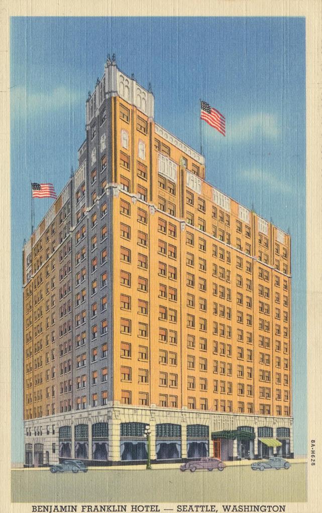 Benjamin Franklin Hotel - Seattle, Washington