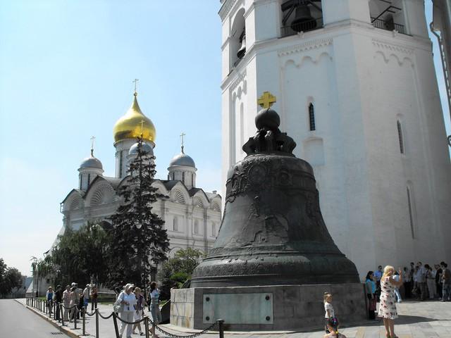 Tsar-Bell, Kremlin, Moscow