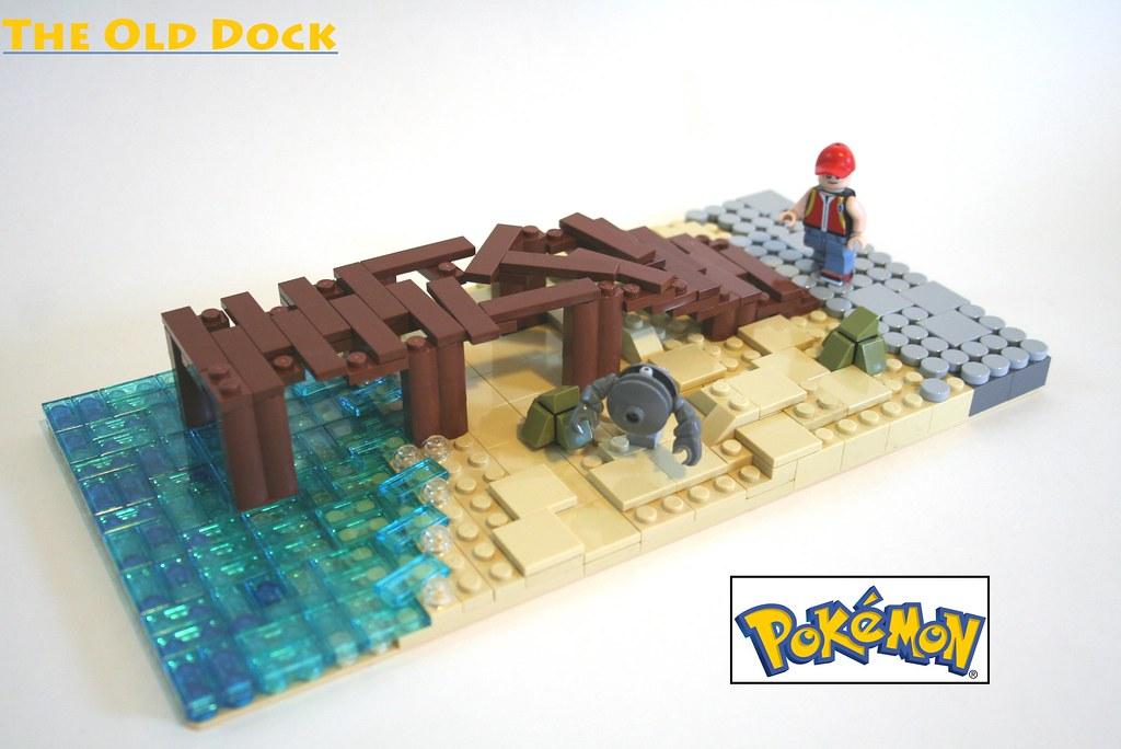 Lego Pokemon Minimoc Testing Some Stuff Keaton Fillyding Flickr