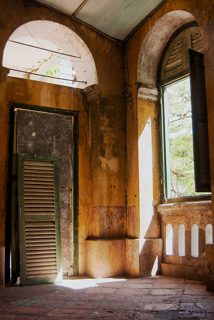 Close a door open a window
