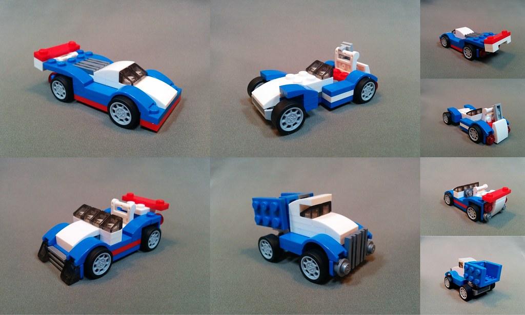 31027 Alternate Models Some Quick Alt Models For Lego Set Flickr