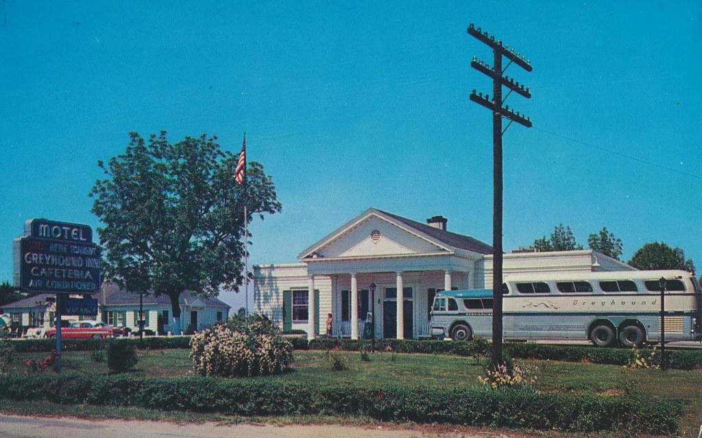 Greyhound Inn Motel - Somerset, Kentucky