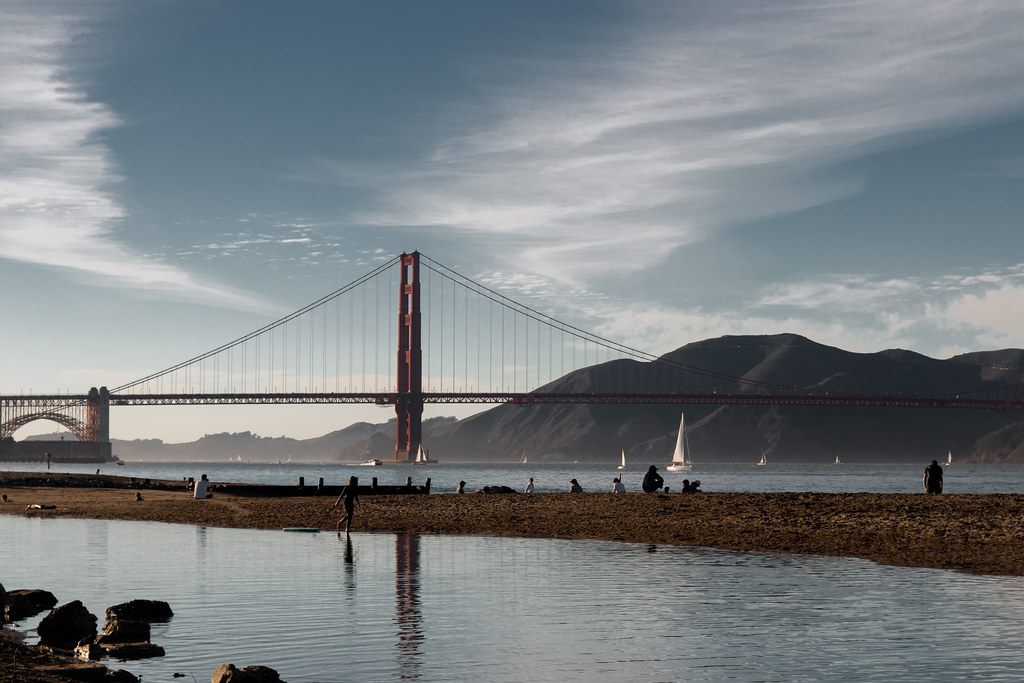 San<br/>Francisco by Guillaume Flandre