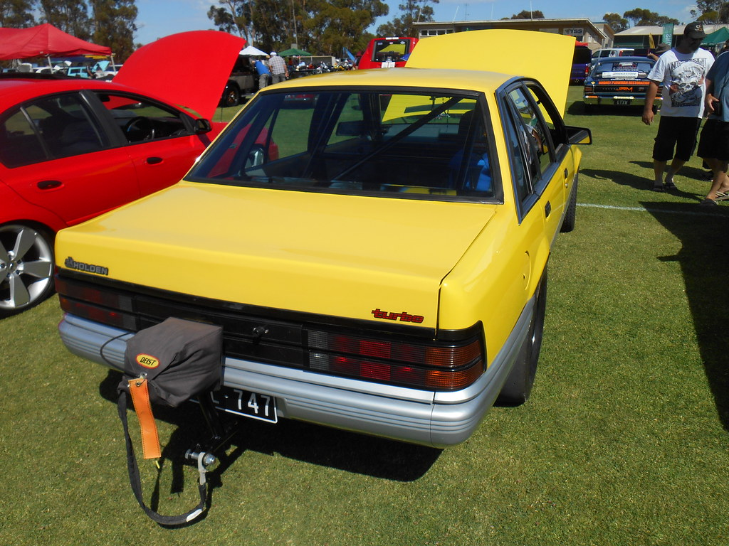 1986 Holden VL Commodore Turbo Drag Car | On display was thi… | Flickr