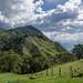 Cordillera central Colombia.
