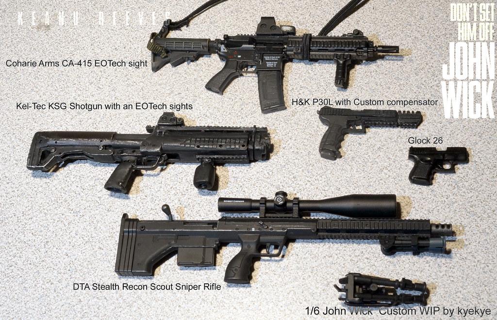 Custom Ksg Shotgun | www.pixshark.com - Images Galleries ...