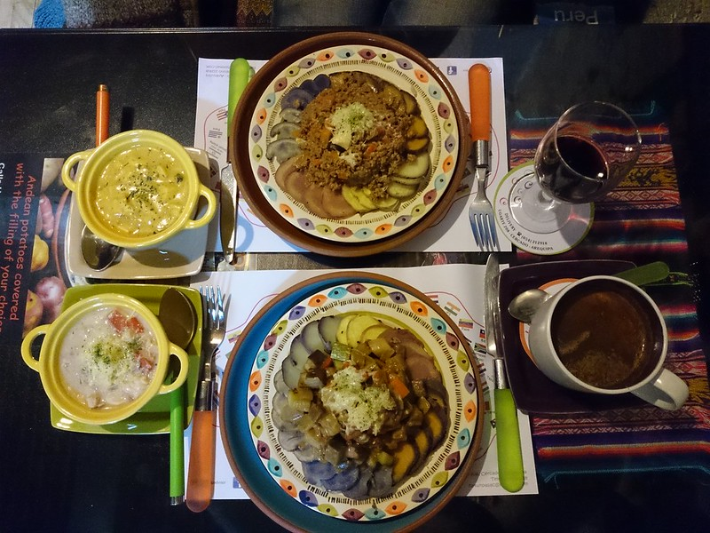 Dining -- fun things to do in Arequipa, Peru