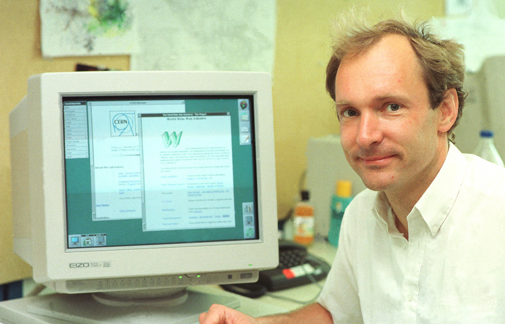 Tim Berners-Lee, CC