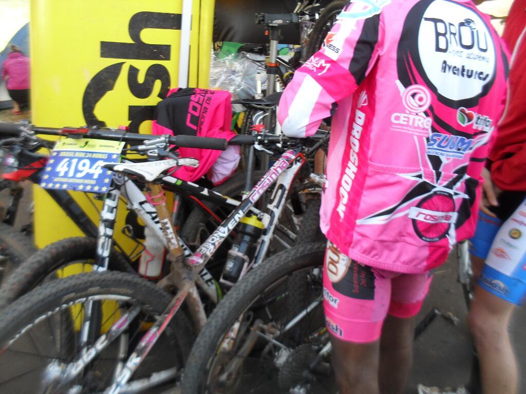 As bikes começam a pedir manutenção, o corpo pede agasalhos, a cabeça...