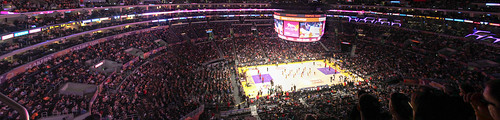 Staples Center sports arena | by Jo@net