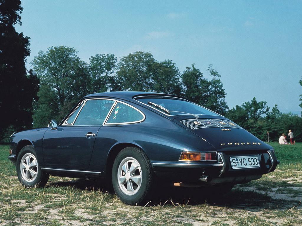 Porsche 911 S 2.0 Coupe (кузов 901). 1966 – 1968 годы