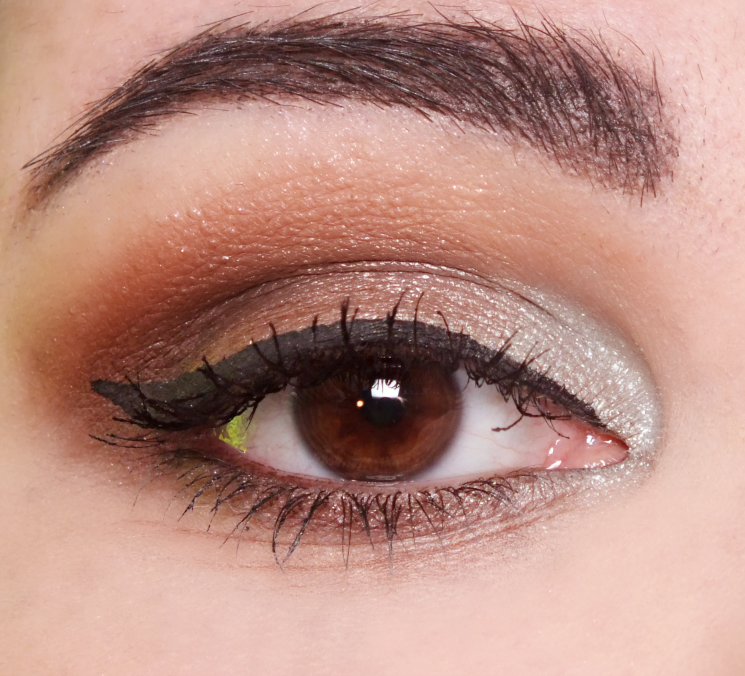essence sugar mint chocolate candy eye look
