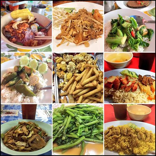 Phuket Vegetarian Festival Food