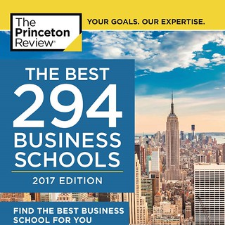 Princeton Review 2017 Edition Book Cover