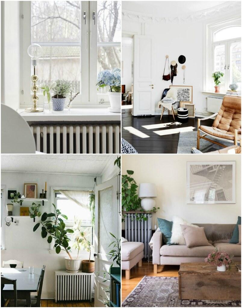 Como decorar radiadores ideas baratas para decorar y - Decorar radiadores ...