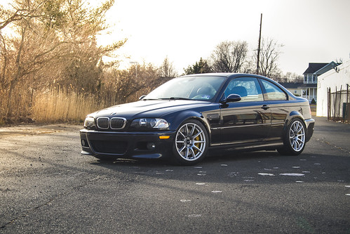 apex sm 10 in race silver on an e46 m3 apexraceparts flickr. Black Bedroom Furniture Sets. Home Design Ideas