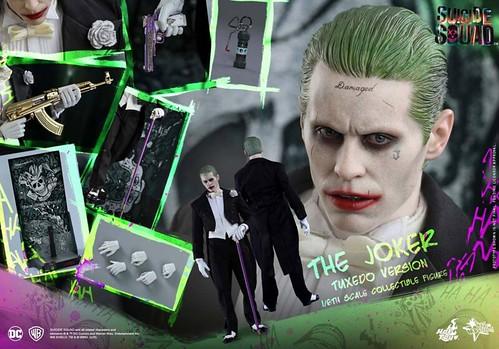 Joker Tuxedo Hot Toys 3