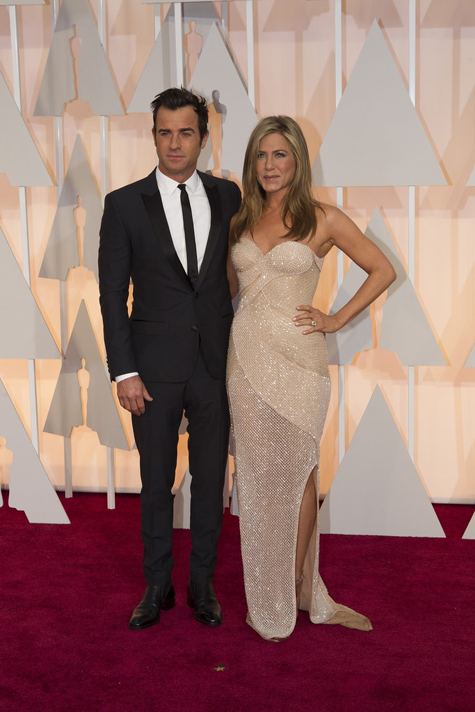 Image result for jennifer aniston justin theroux