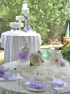 Creative Butterfly Wedding Decorations Theme | Creative Butt… | Flickr