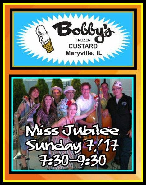 Bobby's Frozen Custard 7-17-16