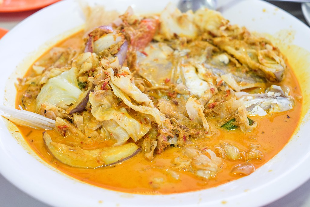 72 Xiao Chu Zhi Jia (72 小厨之家): Curry Fish Head