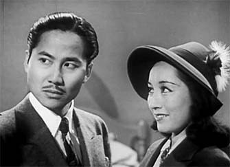 Keye Luke, Lotus Long in PHANTOM OF CHINATOWN