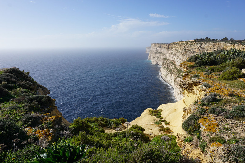 Gozo coastal walk
