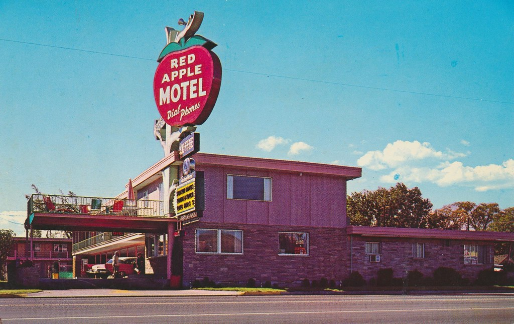 Red Apple Motel - Yakima, Washington
