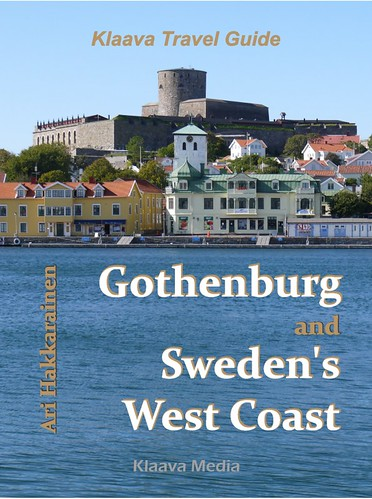 Book cover image: Gothenburg and Sweden's West Coast | by Klaava Media