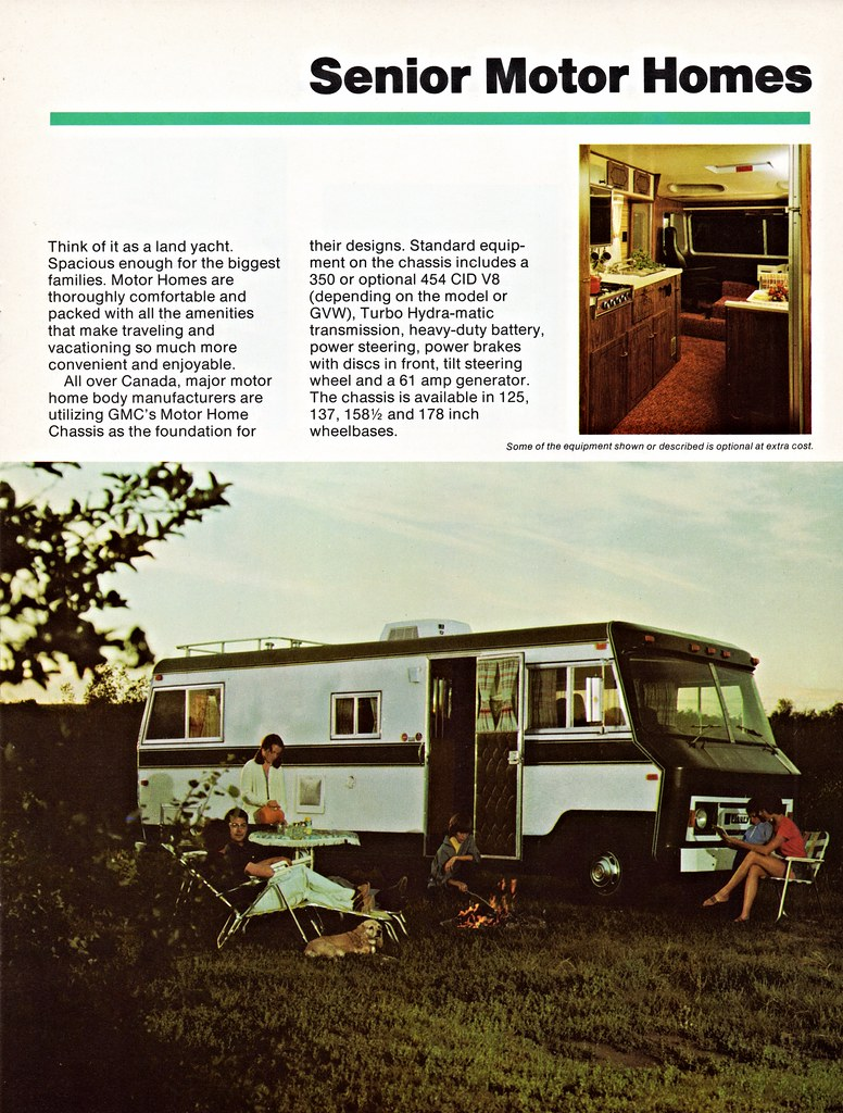 1975 GMC Senior Motor Homes (Canada) | Alden Jewell | Flickr Mobile Home Manufacturers Canada on a frame home manufacturers, prefabricated home manufacturers, german crystal manufacturers, mobile alabama, solar street light manufacturers, park model home manufacturers, car manufacturers, small home manufacturers, catamaran sailboat manufacturers, mobile homes in ga, mobile homes rent california, mobile park homes, china dinnerware manufacturers, trailer manufacturers, panelized home manufacturers, mobile homes built in 1972, fine china manufacturers, camper manufacturers,