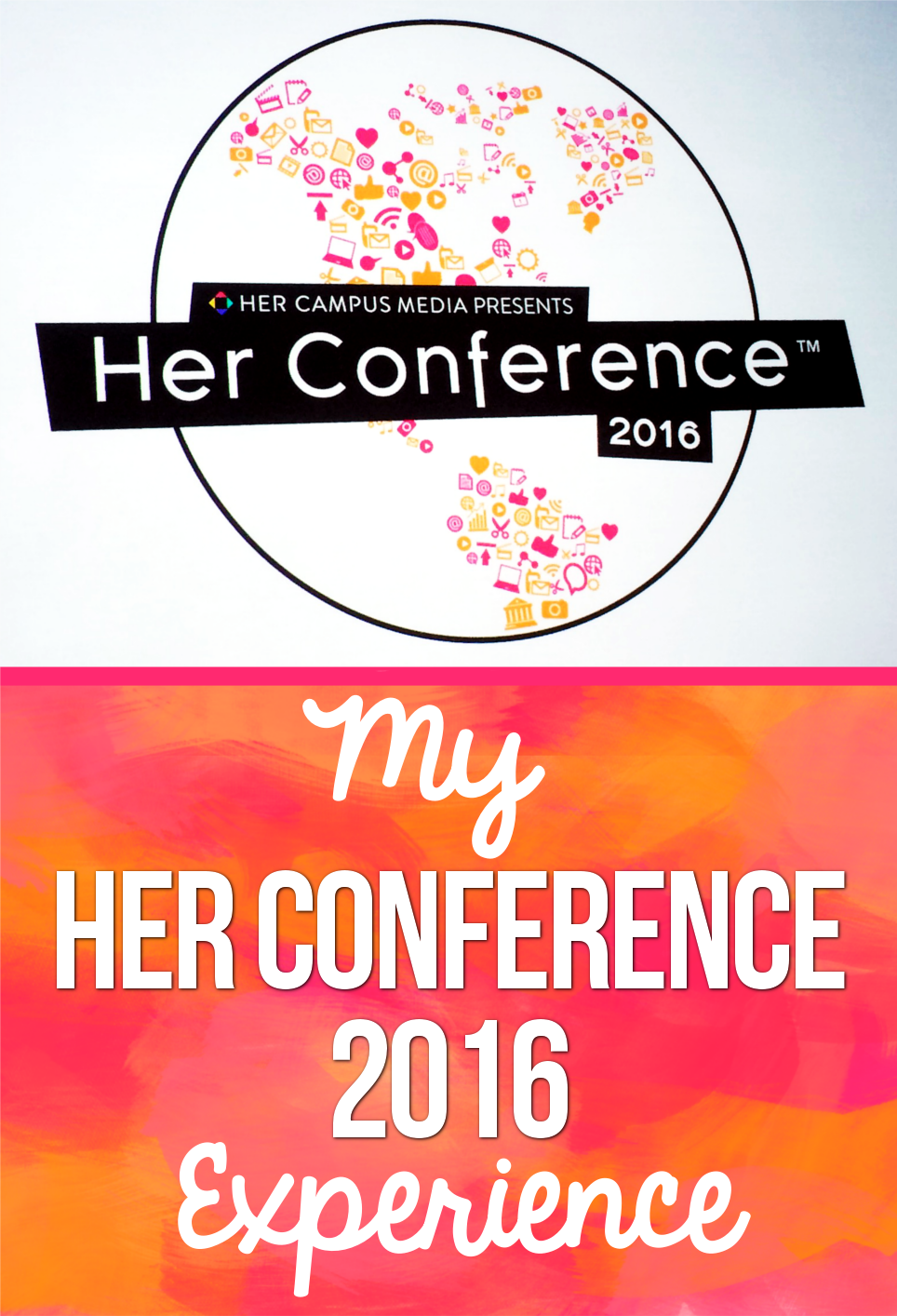 Her Conference 2016 Experience // eyeliner wings & pretty things