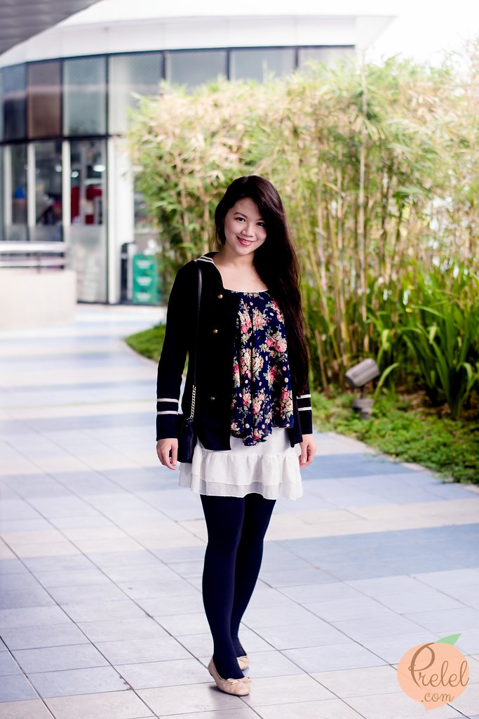 A Bit of Fluff outfit post