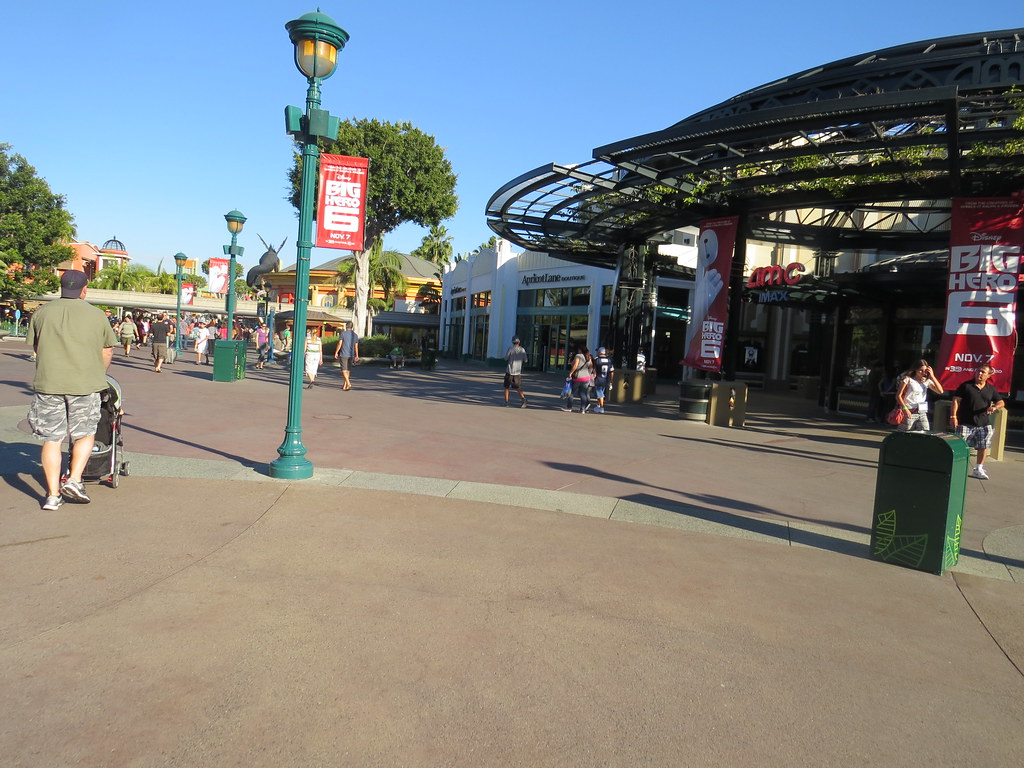 Downtown Disney Resort Area Hotels