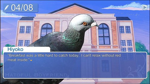 Hatoful Boyfriend | by PlayStation Europe