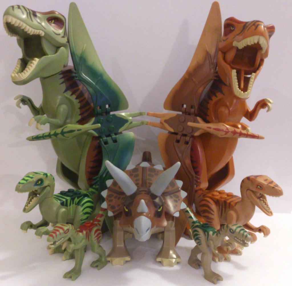 Lego dino dinosaur 5882 5883 5884 5885 5886 5887 all dinos - Lego dinosaures ...