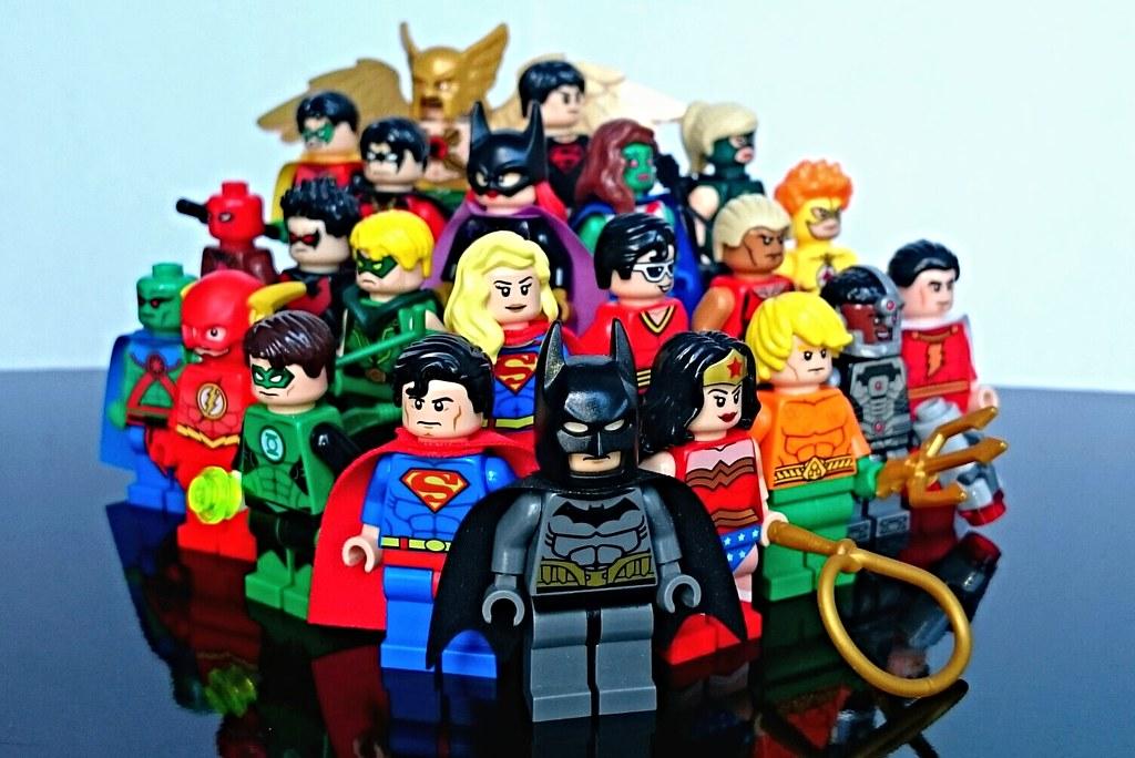 Image result for lego dc superheroes