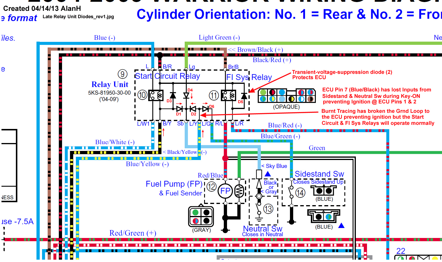 DIAGRAM] Yamaha Roadstar Wiring Diagram FULL Version HD ... on