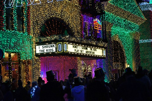 Osborne Lights - honey I shrunk the kids