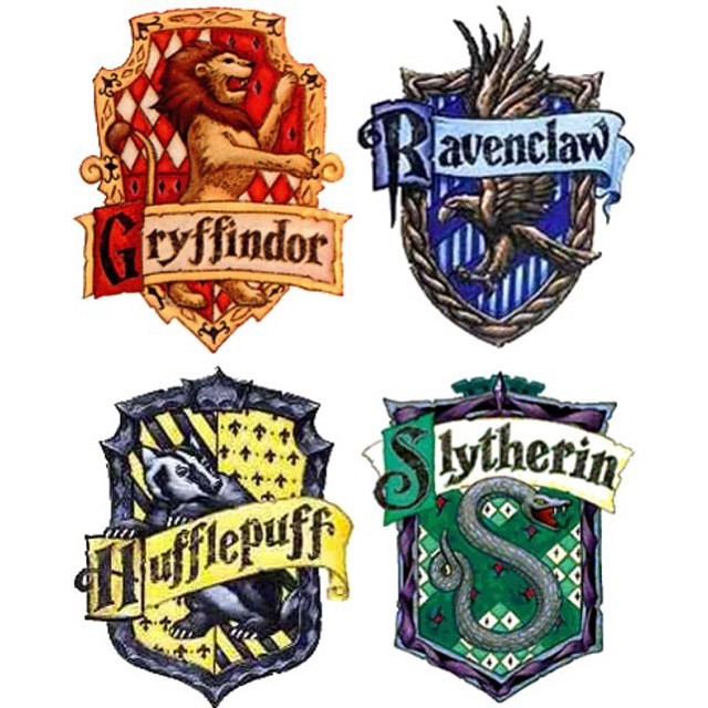 Gryffindor Ravenclaw Hufflepuff Or Slytherin Which Ha Flickr